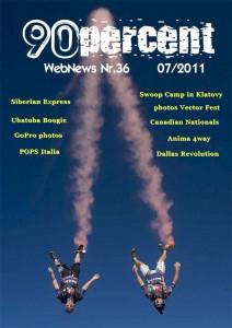 WebNews Nr.036 - Anno 2011